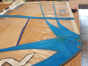 La voilerie de la glisse, Réparation Kitesurf, Réparation Flysurf, Réparation voile de Kitesurf, Réparation Windsurf, Réparation voile de Windsurf, Réparation Voiles légères, Réparation, Réparation voile légère, Réparation Voile, Réparation, Voilerie, Sellerie, Bretagne, Morbihan, Brech', Atelier de réparation
