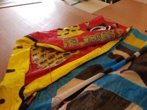 La voilerie de la glisse, Réparation aile de kitesurf, Réparation aile, Réparation Kitesurf, aile kitesurf, aile de kitesurf, Réparation Flysurf, Réparation voile de Kitesurf, Réparation Windsurf, Réparation voile de Windsurf, Réparation Voiles légères, Réparation, Réparation voile légère, Réparation Voile, Réparation, Voilerie, Sellerie, Bretagne, Morbihan, Brech', Atelier de réparation